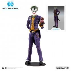 figura joker arkham asylum mcfarlane dc multiverse