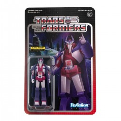 Figura Alpha Trion Transformers Wave 2 ReAction Super7