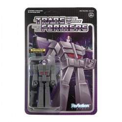 Figura Astrotrain Transformers Wave 2 ReAction Super7