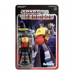 Figura Grimlock Transformers Wave 2 ReAction Super7