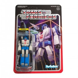 Figura Mirage Transformers Wave 2 ReAction Super7