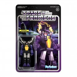 Figura Shrapnel Transformers Wave 2 ReAction Super7