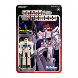 Figura Skyfire Transformers Wave 2 ReAction Super7