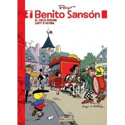 Benito Sansón 3. El Circo Bodoni