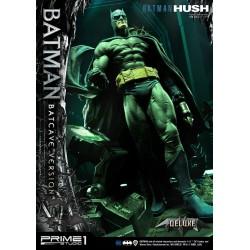 estatua batman hush prime1 deluxe bonus edition comprar figura batcave version