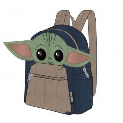 mochila baby yoda mandalorian star wars comprar