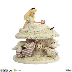 alicia white woodland enesco disney figura