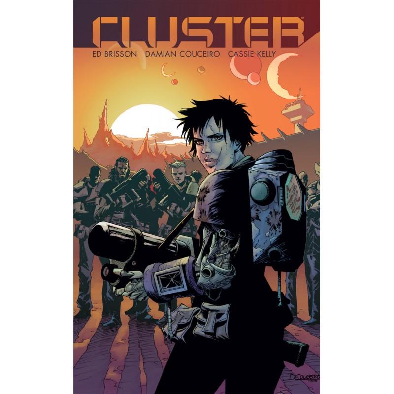 comic cluster 2 medusa