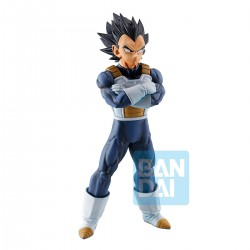 figura vegeta ichibansho strong chains banpresto bandai