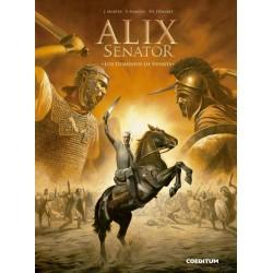 Alix Senator 4. Los Demonios de Sparta