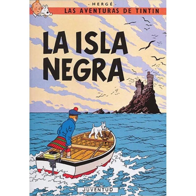 Tintín 7. La Isla Negra