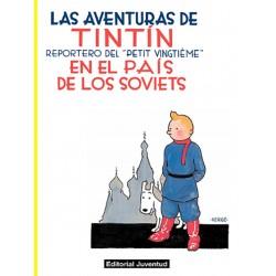 Tintín 1. Tintín en el País de los Soviets