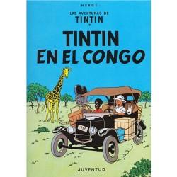 Tintín 2. Tintín en el Congo