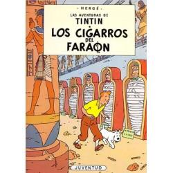 Tintín 4. Los Cigarros del Faraón