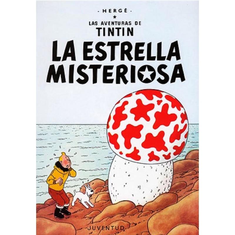 Tintín La Estrella Misteriosa Comic