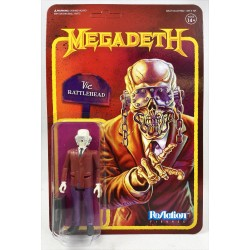 Figura Megadeth Vic Rattlehead ReAction Super7