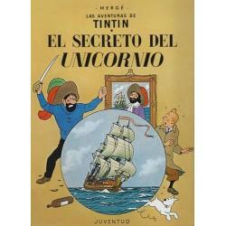 Tintín 11. El Secreto del Unicornio
