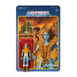 figura teela shiva reaction super7 masters del universo