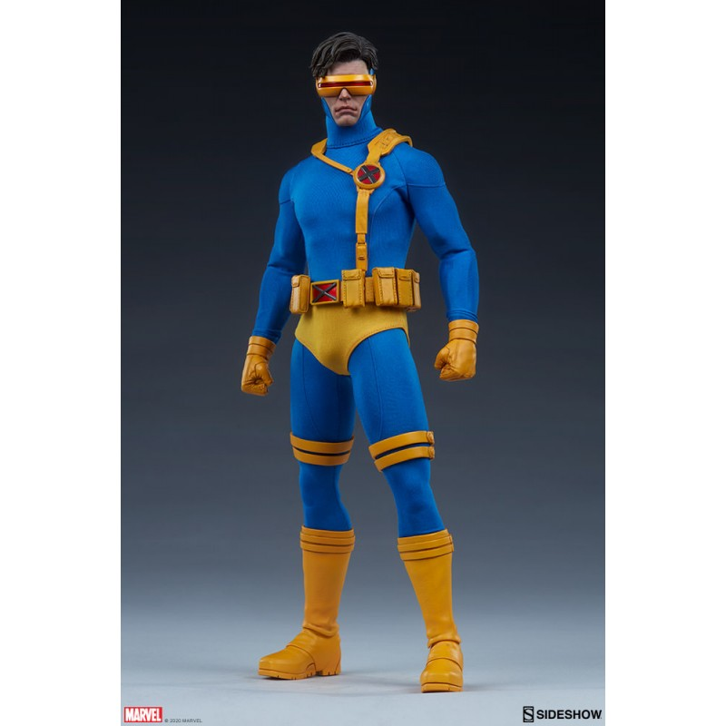 Figura Cíclope X-Men Escala 1/6 Sideshow