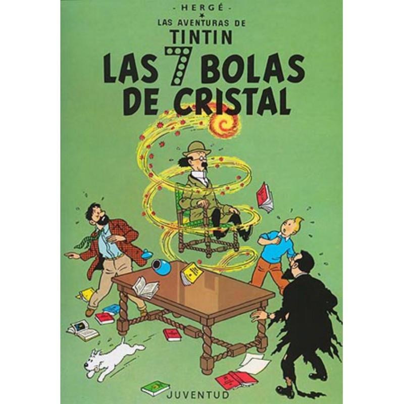 Tintín 13. Las 7 Bolas de Cristal