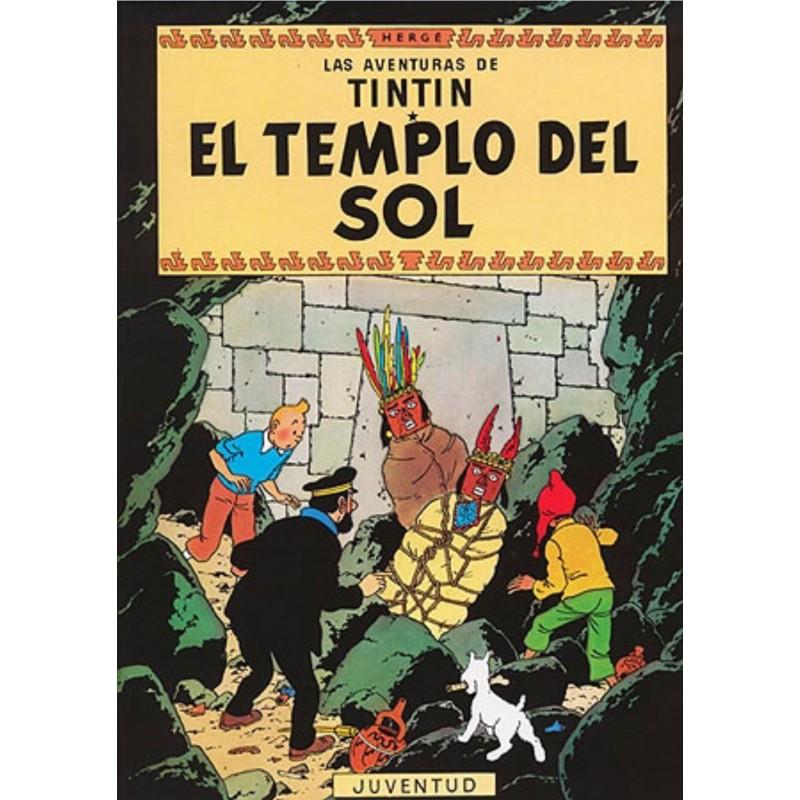 Tintín 14. El Templo del Sol