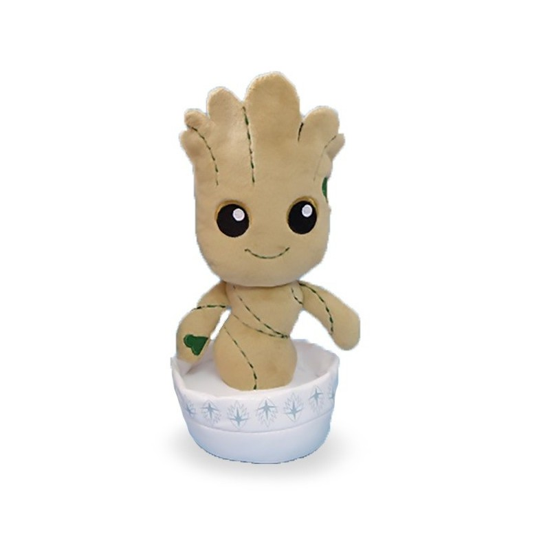 Peluche Baby Groot Guardianes de la Galaxia plush Kidrobot