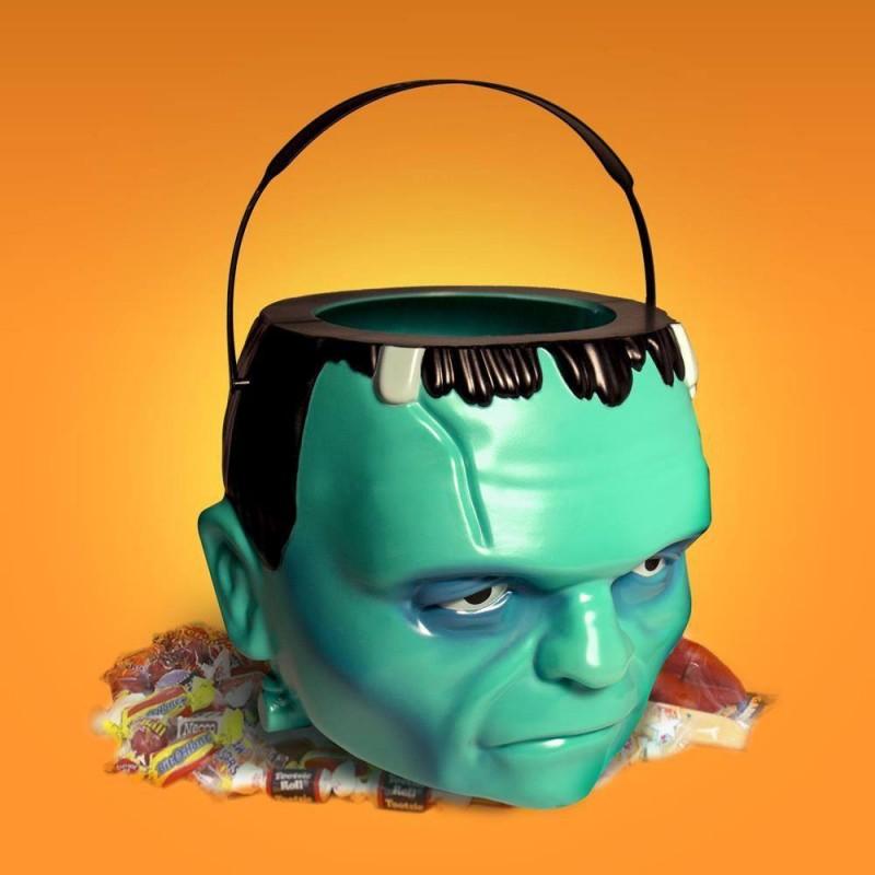 Frankenstein Universal Monsters Cubeta para Dulces Super7