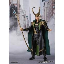 Figura Loki Vengadores SH Figuarts Bandai