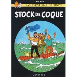 Tintín 19. Stock de Coque