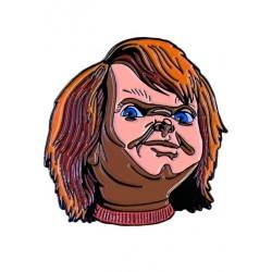 Pin Esmaltado Chucky Muñeco diabólico 2 Trick or Treat Studios