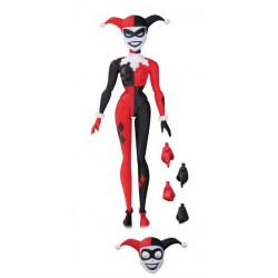 Harley Quinn. Figura de Acción. Batman The Animated Series