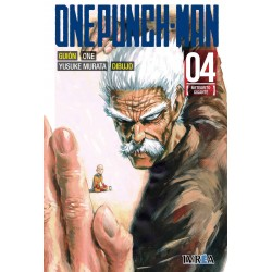 one punch man 4 ivrea manga
