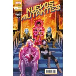 Nuevos Mutantes 4