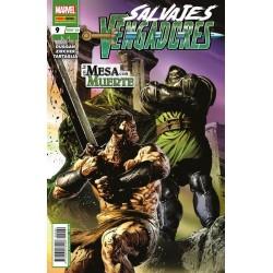 Salvajes Vengadores 9