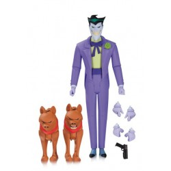 Joker. Figura de Acción. Batman The Animated Series