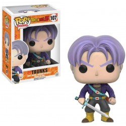 Trunks Dragon Ball POP Funko 107