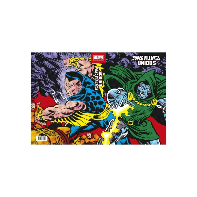 Supervillanos Unidos (Marvel Limited Edition)