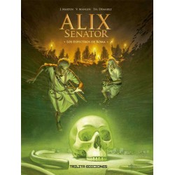Alix Senator 9. Los Espectros de Roma