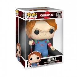 figura chucky funko pop 973 10 inch muñeco diabolico
