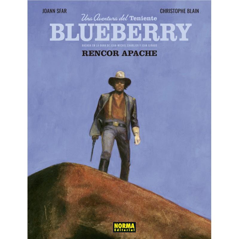 Teniente Blueberry. Rencor Apache