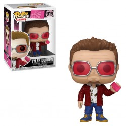 tyler durden funko pop 919 fight club el club de la lucha