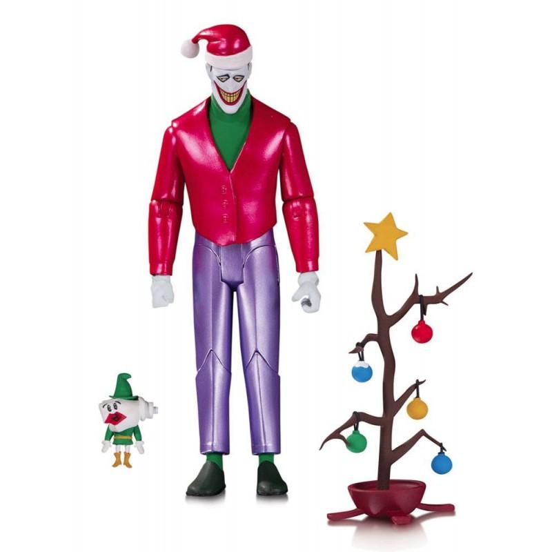 Figura Navidades con el Joker Returns Batman The Animated Series