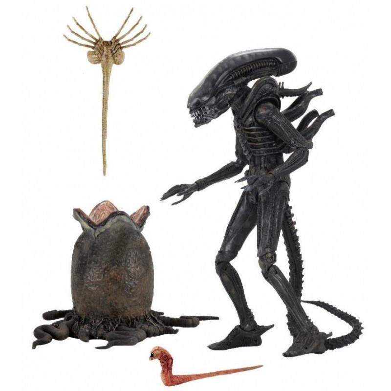 Figura Alien Ultimate 40th Anniversary Big Chap 7 Pulgadas NECA