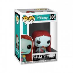 Sally Sewing Pesadilla Antes de Navidad POP Funko 806