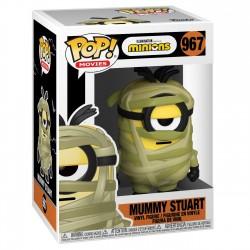Stuart Momia Minions POP Funko 967