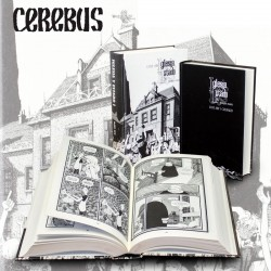Cerebus Iglesia y Estado (Tomos 1 y 2)