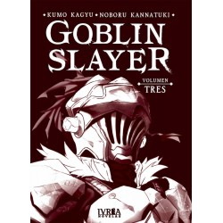 Goblin Slayer Novela 3
