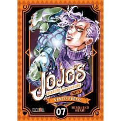 Jojo's Bizarre Adventure Parte 5. Vento Aureo 7