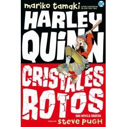 Harley Quinn. Cristales rotos