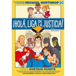 ¡Hola, Liga de la Justicia!